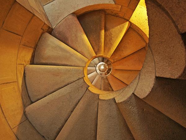Фото лестницы 11 Фото винтовой лестницы