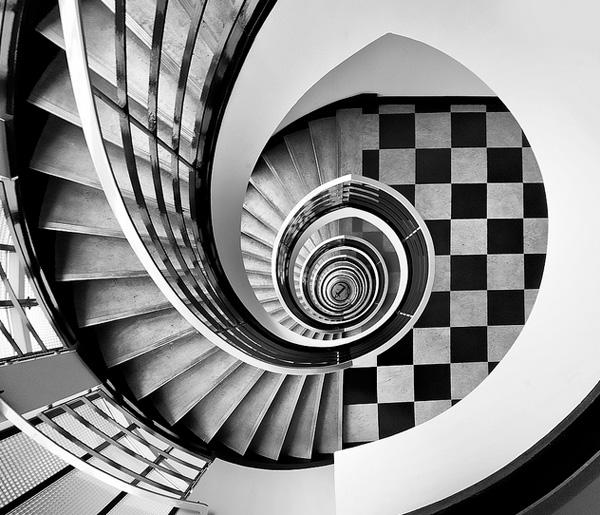 Фото лестницы 14 Фото винтовой лестницы