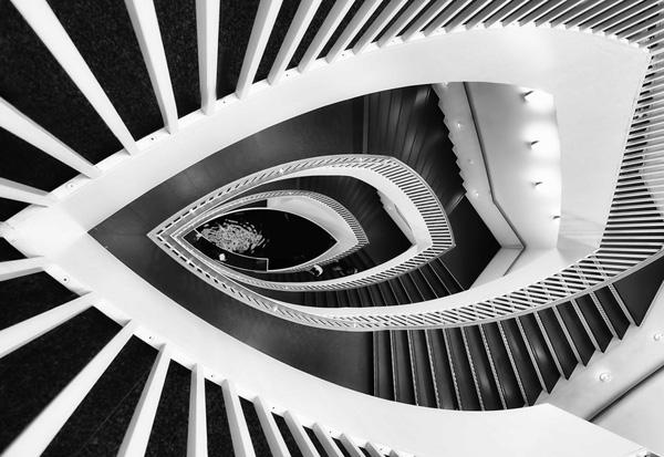 Фото лестницы 7 Фото винтовой лестницы