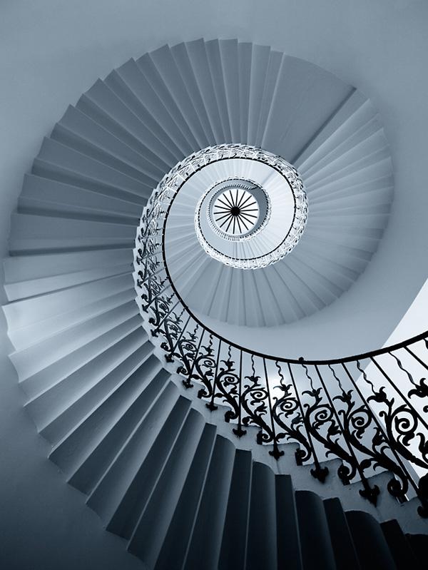 Фото лестницы 8 Фото винтовой лестницы
