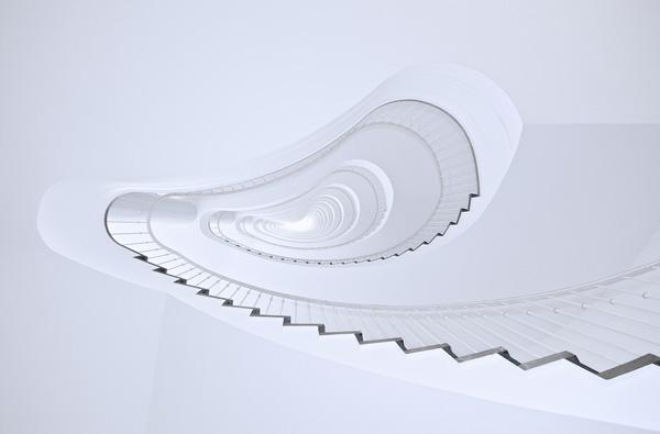 Фото лестницы 9 Фото винтовой лестницы