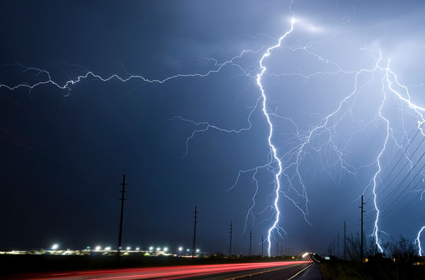 Lightning Photography 1 Impressive Examples of Lightning Photography