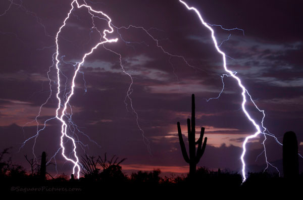 Lightning Photography 4 Impressive Examples of Lightning Photography